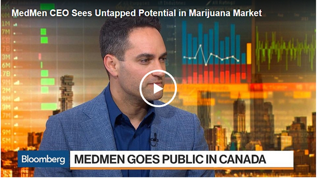 MedMen CEO Sees Untapped Potential in Marijuana Market