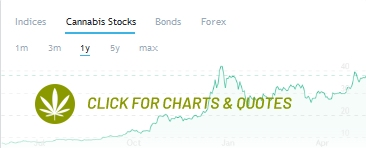 top camnabis stock charts