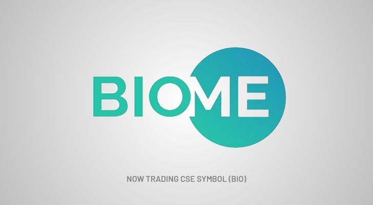 Biome Grow Announces Listing On The Frankfurt Stock Exchange Under