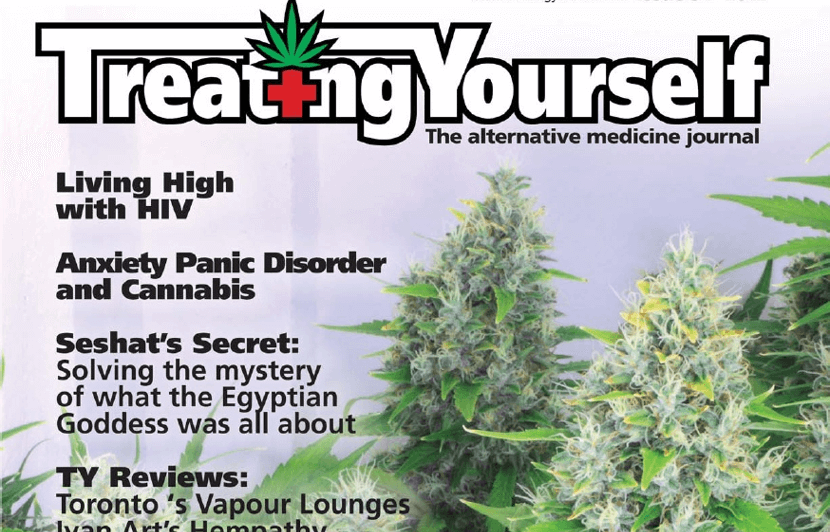 Treating Yourself Relaunches Medical Cannabis Website