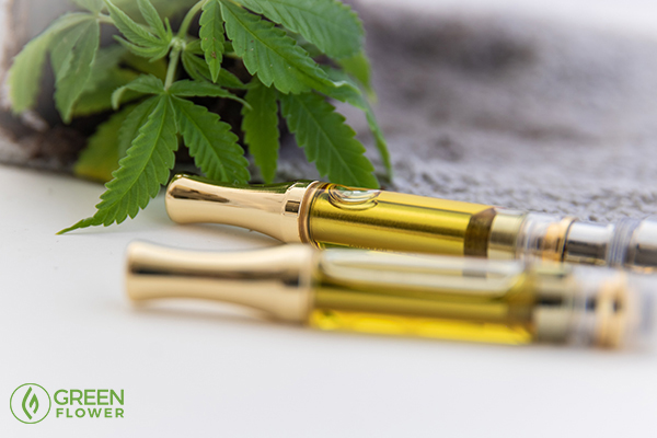 Growing Concerns about Cannabis Vape Cartridge Additives - Cannabis