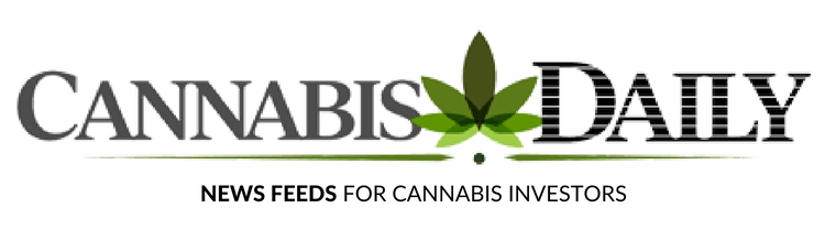 News Feeds for Cannabis Investors - Cannabis Daily