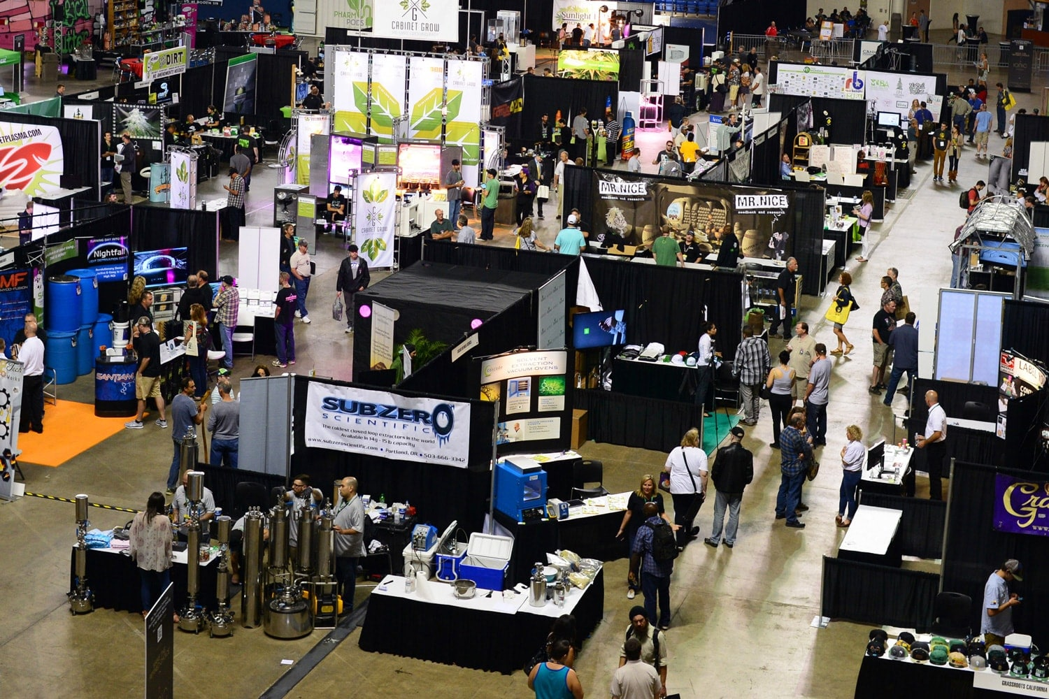 Cannacon cannabis business convention is happening in Detroit on June 21st and 22nd.