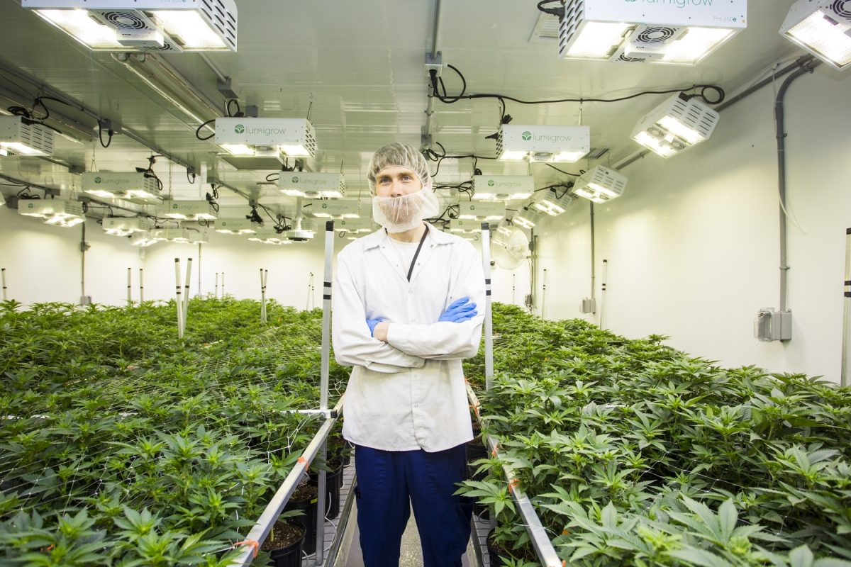 Biome is Growing Again - Products Now Approved for Sale in Saskatchewan