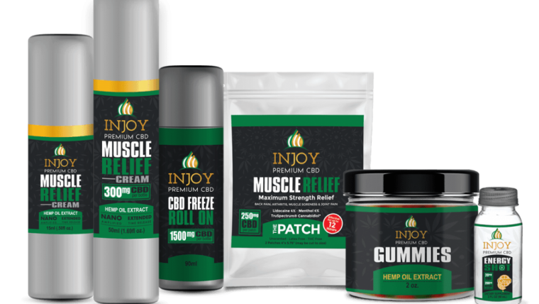 CBD Products, CBD Topicals, CBD Pain Relief